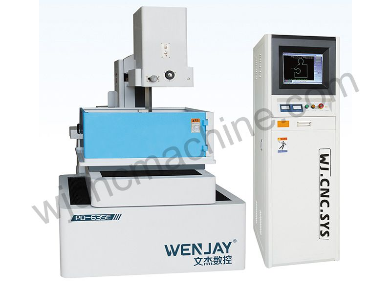 Medium-Speed Wire-Moving Linear Cutting—Servo High-End PD-SE